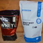 Whey-Protein Test